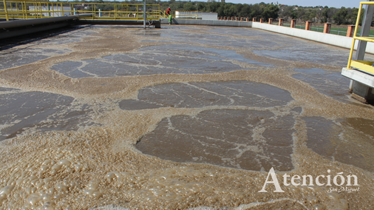 Wastewater in Presa Allende Results in Fines for SAPASMA