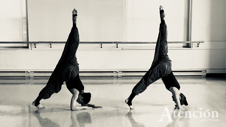 Welcome a Singular Approach to Contemporary Dance!