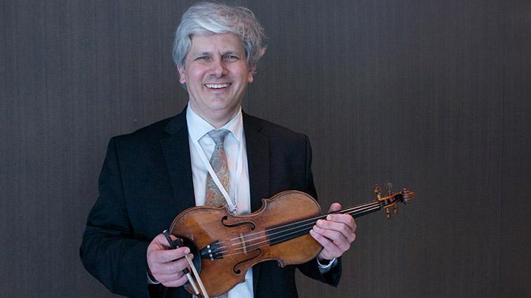 Pro Musica Presents Virtuoso Violinist Nicholas Kitchen