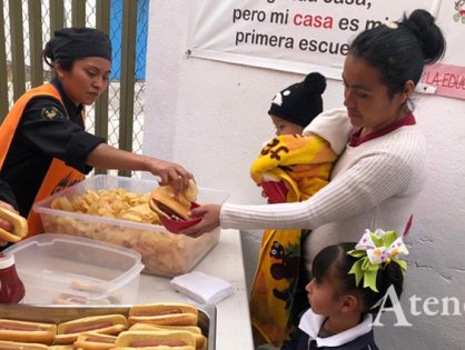 Iniciativa busca erradicar la pobreza alimentaria