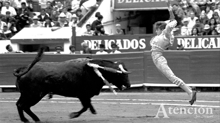 Bullfight Photography on Display at Instituto Allende