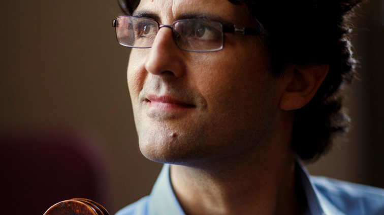 "Pro Musica Welcomes Back ""Larger than life"" Cellist, Amit Peled"