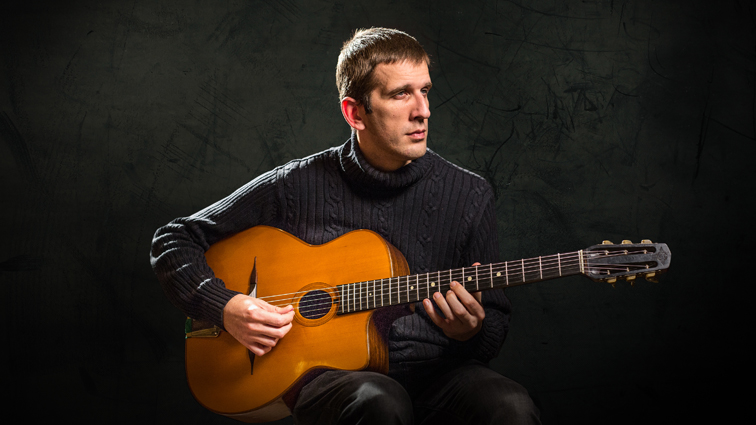 Sébastien Giniaux, the best Gypsy Jazz from France!