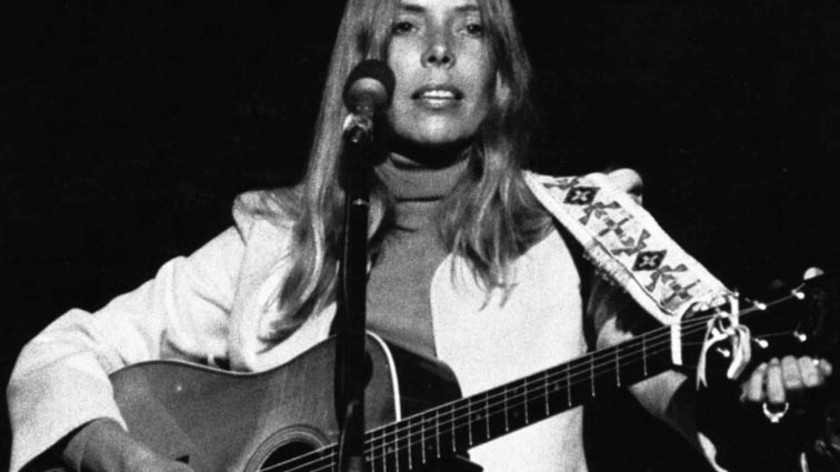 An Evening with Joni Mitchell's Music