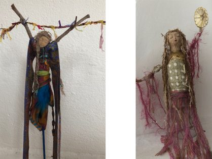 Art Spirit Dolls—Past and Present