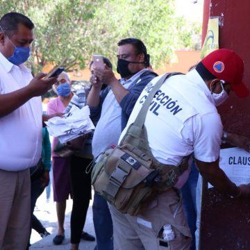 San Juan de Dios Market Closed by Authorities