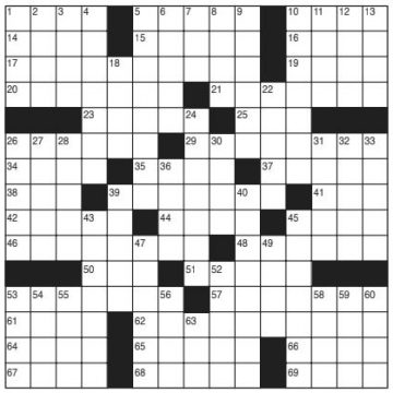 "Puzzle ""Hamlet"" JUNE 5"