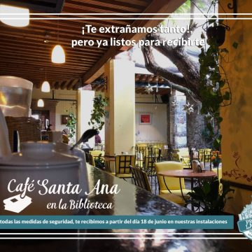 Cafe Santa Ana Is Now Open