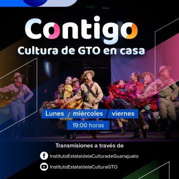 Apoyo Y Difusión a la Cultura en Guanajuato En El Mes de Junio