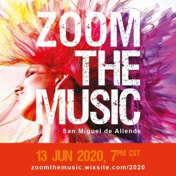 En Apoyo a los Músicos Locales: Zoom The Music
