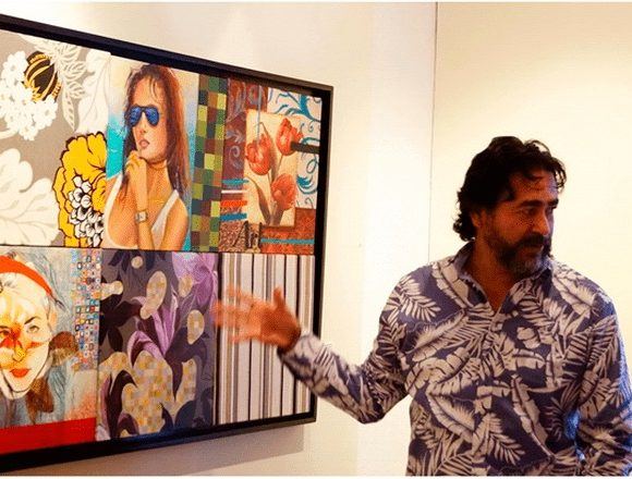 José Luis Arias: An exemplary artist in San Miguel
