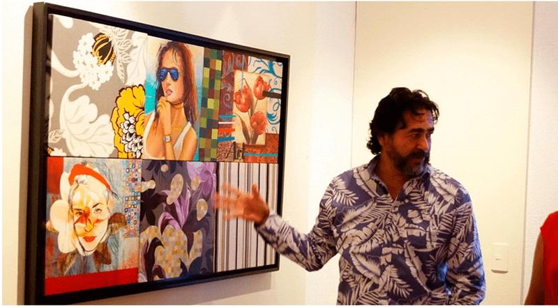 José Luis Arias: un exponente artístico en San Miguel