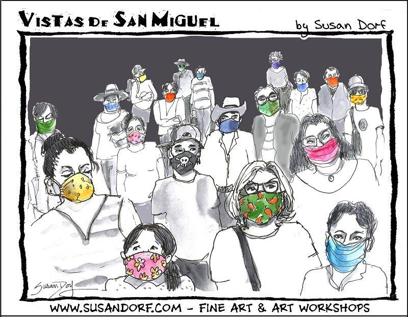 Vistas de san Miguel