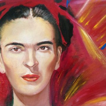 Celebrating Frida Kahlo's Birthday