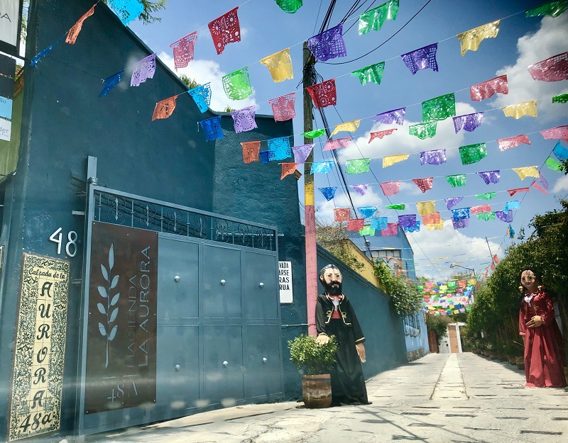 Hacienda La Aurora, Art & Design Center