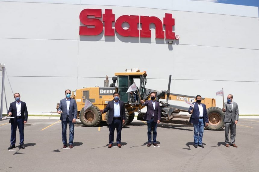 The expansion of the Stant plant in San Miguel de Allende is inaugurated