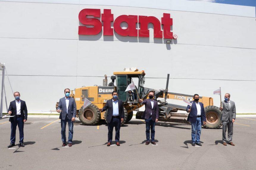 Inauguran la expansión de la planta Stant en San Miguel de Allende