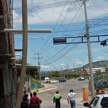Bomb threat scare near CERESO proved to be false