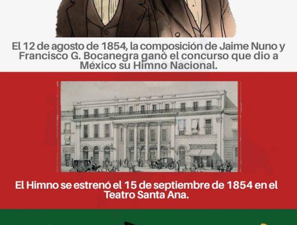 Día del Himno Nacional Mexicano
