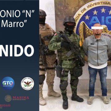 """""""El Marro"""" Is Arrested"""
