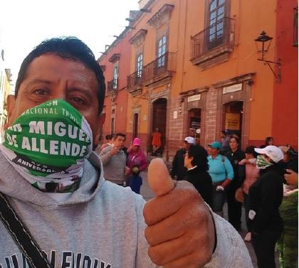 Jesús Rodríguez: San Miguel Tourist Guide