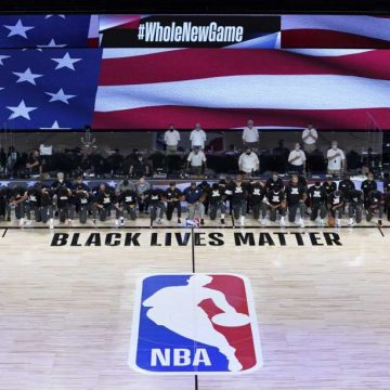 Jacob Blake and #BlackLivesMatters protests hit the NBA