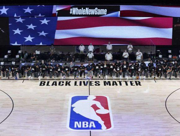 Jacob Blake and #BlackLivesMatters protests hit the NBA