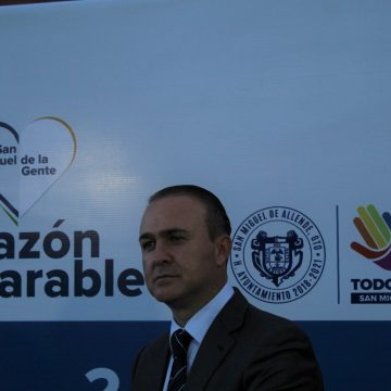 President Luis Alberto Villareal presented his 2nd Government Report
