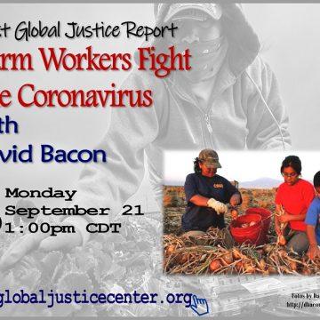 Farm Workers Fight the Coronavirus