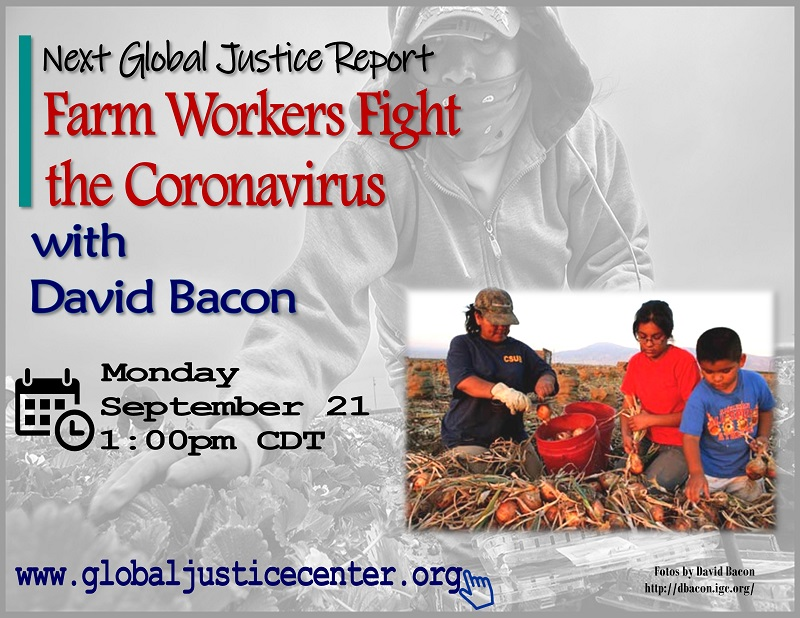 Farm Workers Fight the Coronavirus