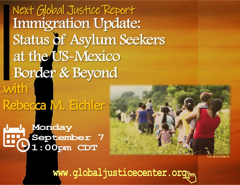 Status of Asylum Seekers at the U.S.-Mexico Border and Beyond