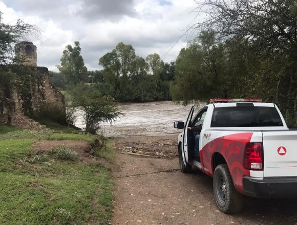 They will attend to points of risk due to rains in San Miguel de Allende