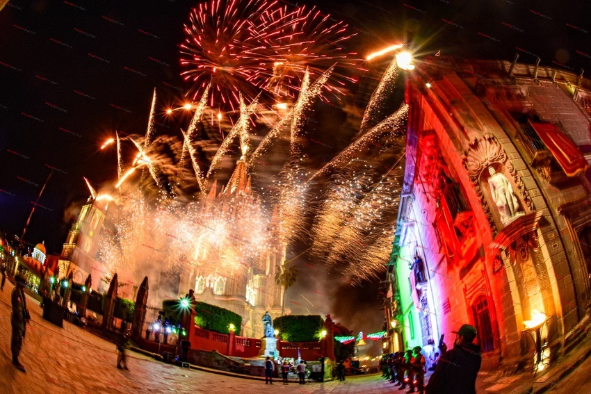 Independence Day fireworks brought joy