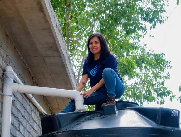La participación de la comunidad es vital para solucionar los problemas de agua
