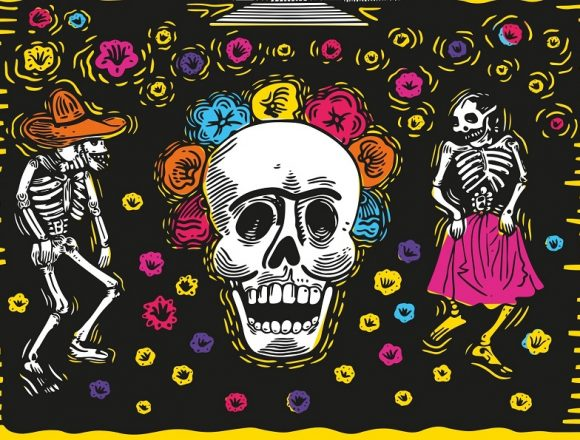 Celebrating Day of the Dead in San Miguel de Allende