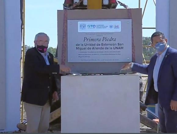 Construction of San Miguel de Allende UNAM Campus Begins