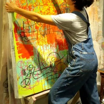 Lola Picó is a Painter on a Unique Creative Path