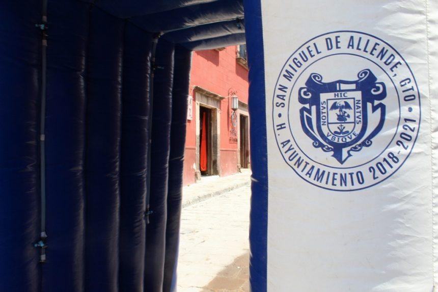 San Miguel Increases Health Measures