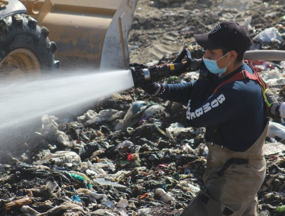 The Landfill Has Burned—Yet Again