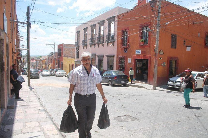 """Personajes de San Miguel: Manuel López Ríos """"El Motor"""""""