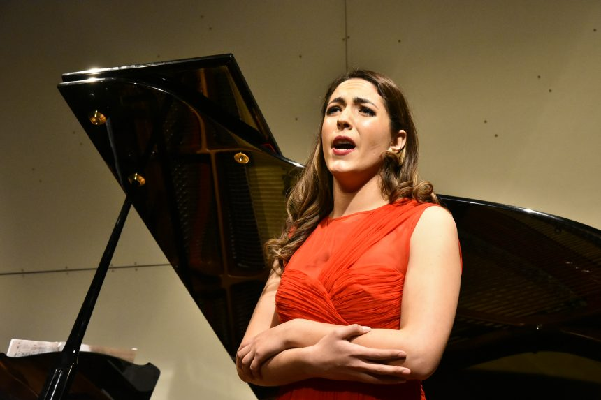 Young Opera Singers Ready for First Virtual Auditions