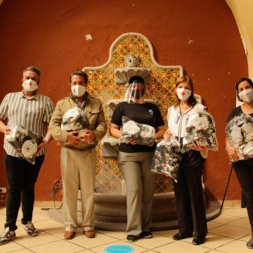 Facemasks for Communities of San Miguel