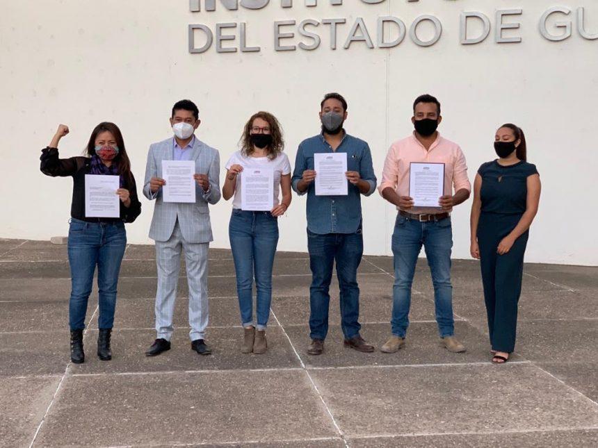 Se Registran Los Siete Aspirantes A Candidatos Independientes De Lánzate Por Guanajuato