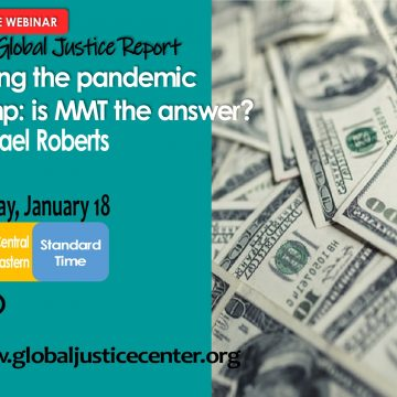 Lecture: Ending the Pandemic Slump: Is MMT the Answer