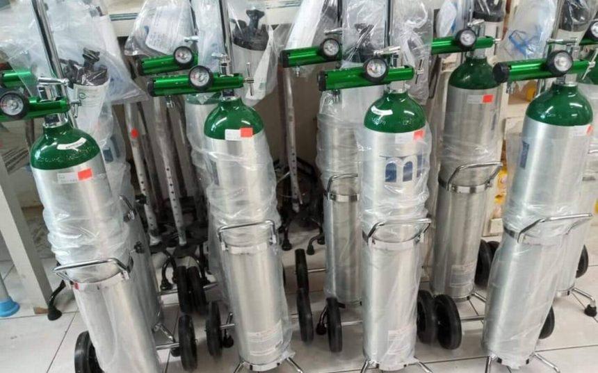 San Miguel de Allende compra tanques de oxígeno