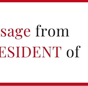 A Message From The President Of La Biblioteca