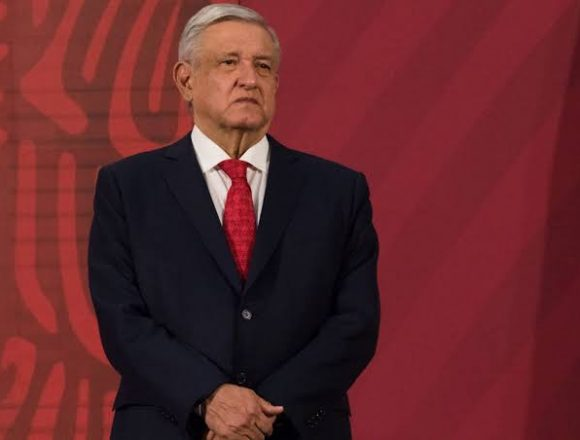 AMLO Tests Positive for COVID-19