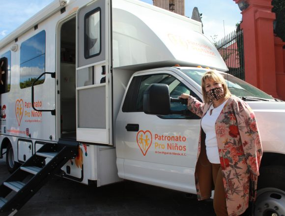 Fifth Mobile Unit of Patronato Pro Niños Blessed