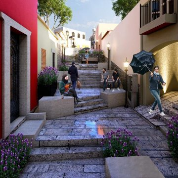 Calle Montes de Oca to be Remodeled