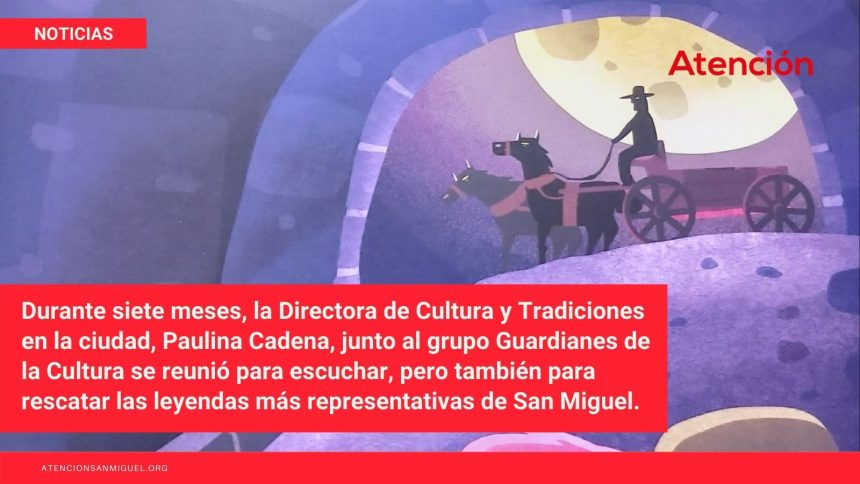12 leyendas de San Miguel